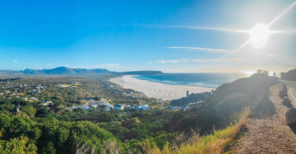 Kapstadt - Auf dem Chapman's Peak Drive nach Noordhoek