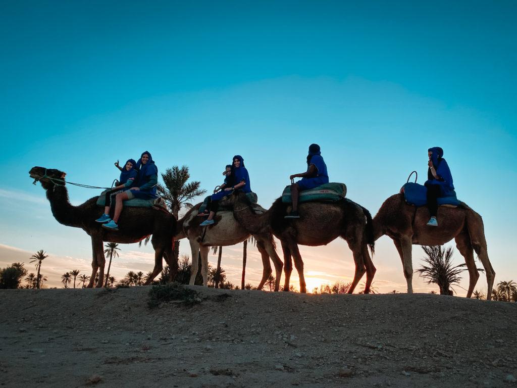 Marrakesch mit Kindern